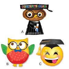 aliexpress buy 1pcs lot anagram congrats grad owl foil