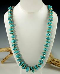 turquoise necklace images Lone mountain turquoise necklace by piki wadsworth hoel 39 s indian jpg