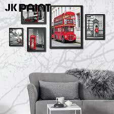 aliexpress com buy modern british style poster print wall art