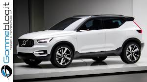 volvo official volvo xc40 2019 small great suv official teaser concept design