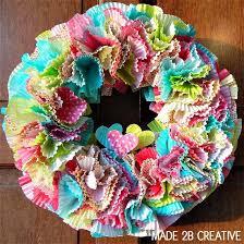 Wreath Diy Best 25 Cupcake Wreath Ideas On Pinterest Christmas Cupcakes