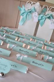 tiffany blue baby shower custom candy candy favors and tiffany blue