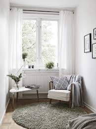 Home Interior Plants creative scandinavian home interior combined with plants decor