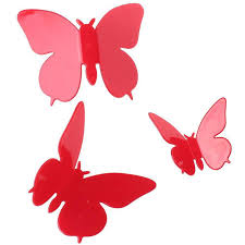 12pcs 3d butterfly wall stickers 25 main street 12pcs 3d butterfly wall stickers 25 main street 4