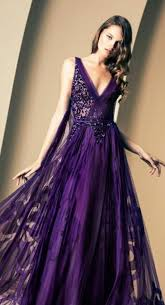 violet bridesmaid dresses purple wedding dresses