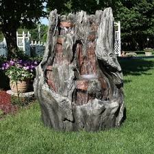 outdoor fountains for less overstock com