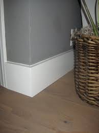 flush baseboard 20 baseboards styles ideas for your home samoreals