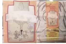 Winnie The Pooh Duvet Disney U0027s Winnie The Pooh Featuring Eeyore Bedding Duvet Cover Set