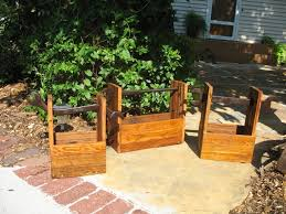 Corrugated Metal Planters by Reclaimed Wood Planters U0026 Corrugated Metal Planters Ptci Classifieds