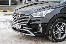 test drive hyundai grand santa fe fashion season 2015 2016