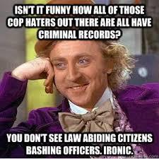 Haters Memes - cop haters memes quickmeme