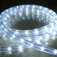 cool white led light and time led random twinkle icicle