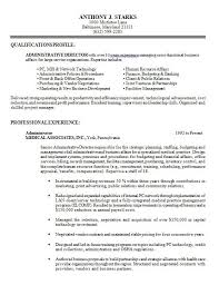 Resume 10 Years Experience Sample by Download 10 Samples Of Professional Resume Formats Esc