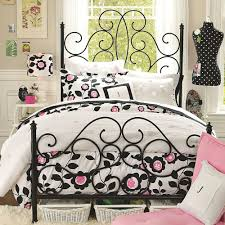 Girls Pink And Black Bedding by Girls Bedroom Interesting Blue Bedroom Decoration Ideas