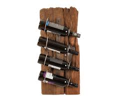wooden wall mounted wine racks home design ideas