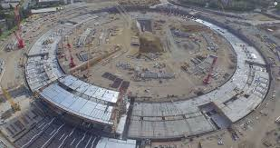 january 2016 drone footage of apple campus 2 photos business