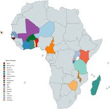 Rwanda Africa Map by Epay Africa Your Secure Platform For Sending Money To Africa