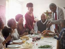 the thanksgiving story explained for learners
