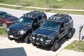 nissan frontier roof rack vigg u0027s hood blackout pics page 5 second generation nissan