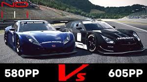 cars honda racing hsv 010 gt6 honda hsv 010 gt base model u002712 vs nissan gt r gt500 stealth
