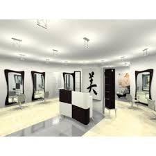 Floor Plan 2d 2d 3d Salon Project Salon Floor Plans Salon Equipment And