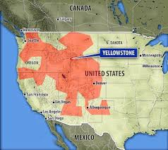 Yellowstone Park Map Earthquake Swarm In Yellowstone National Park Ice Age Now