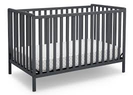 Black Convertible Crib Heartland 4 In 1 Convertible Crib Delta Children