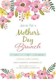 brunch invitations templates mothers day tea invitation template free mothers day brunch