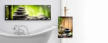 glasbilder für badezimmer ideen für ihr badezimmer mit badezimmerbildern myposter