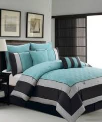 California King Comforter Sets On Sale Victor Mill City Stripe California King Comforter Set 96 In X 110