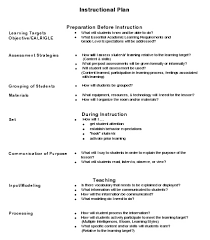 lesson plan template speech therapy unit lesson plan template weekly lesson plan template with