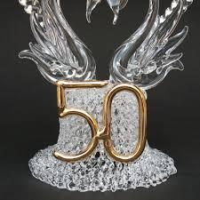 amazon com 50th anniversary personalized wedding cake topper