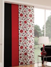 Panel Blinds For Sliding Glass Doors Sliding Glass Door Panel Track Blinds Perfect Window Treatments