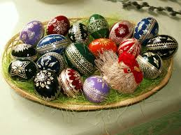 Easter Egg Decorating Eggs by File Easter Eggs Straw Decoration Jpg Wikimedia Commons