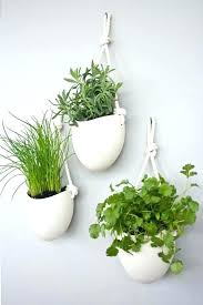 Planters That Hang On The Wall | wall mounted planters terrific wall mounted planters outdoor these
