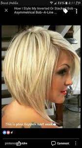 hairstyle for bob cut hair 25 best hair images on pinterest hairstyles long aline haircut
