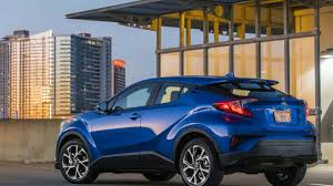 wow 2018 toyota chr walkaround review youtube