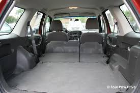 Ford Explorer Interior Dimensions Vehicle Reviews Four Paw Drive