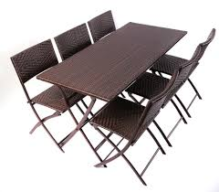 miraculous folding table and chairs set design 24 in adams office