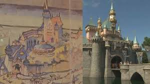 Disney Land Map Disneyland Map To Go Under The Hammer Youtube