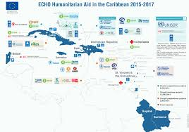 Latin America Countries Map by Latin America And Caribbean European Commission
