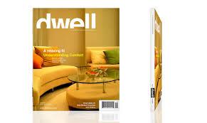 Interior Design Magazine Logo Asano Designs Michael Campasano Dwell Magazine