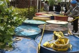 Minyak Tanah Per Liter minyak tanah bersubsidi mulai langka di biak republika
