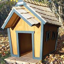custom built doghouses made in maine ready to ship