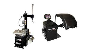Motorcycle Tire Machine And Balancer Dannmar Combo T 100 B 100 Tire Changer 25