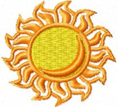 sun embroidery designs machine embroidery designs at