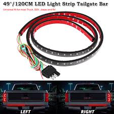 led light strip turn signal waterproof 49 flexible led light strip brake tail turn signal light