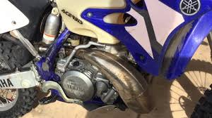 solved 1984 yz250 power valve fixya