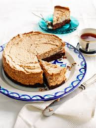 flourless almond and chocolate walnut torte recipe sbs food