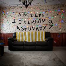 halloween wall covers stranger things living room decor stranger things room decor